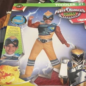 Other - Power Rangers Dino Charge costume